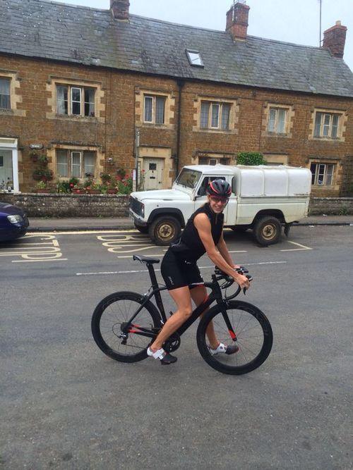Blenheim Elite Triathlon by Kimberley Morrison | Jun 9, 2014