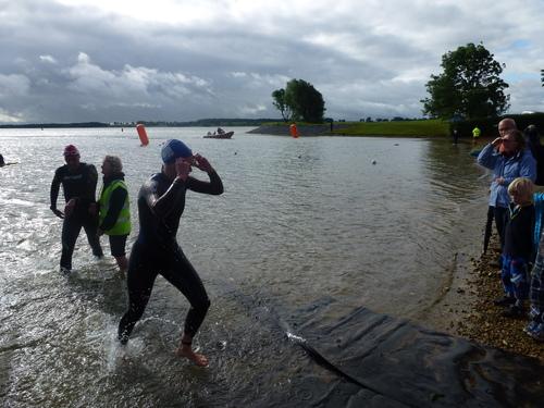 Dambuster Triathlon GBR AG Qualification by Kimberley Morrison   Jun 22, 2013