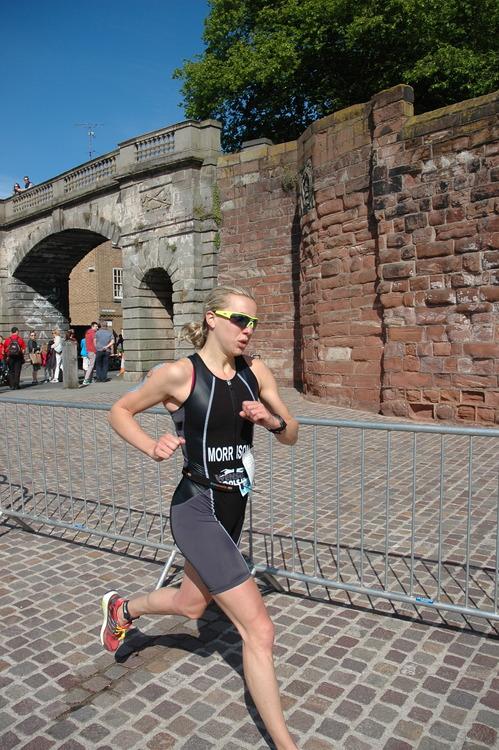 Deva Triathlon by Ben Halton-Farrow   Jun 5, 2013