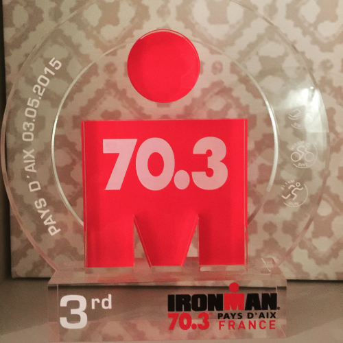 AG Podium Ironman70.3 Pays d'Aix by Kimberley Morrison | May 3, 2015