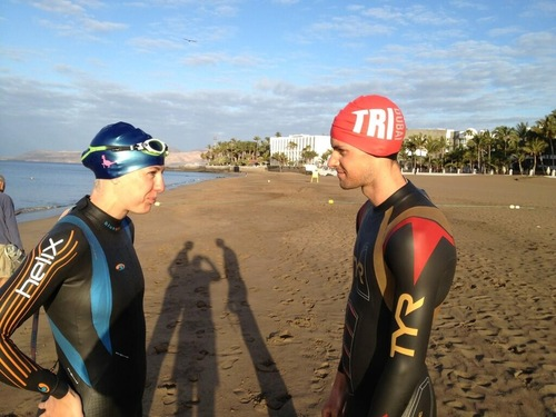 Lanzarote with coach Perry Agass by Kimberley Morrison | Apr 10, 2013