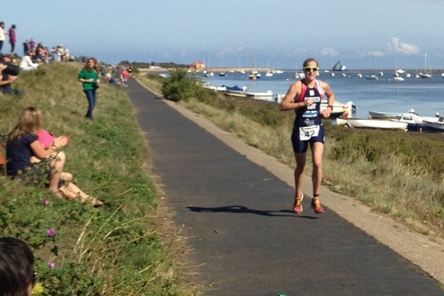 Win at the North Norfolk Triathlon by Kimberley Morrison | Sep 8, 2013