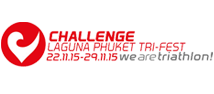 Challenge Laguna Phuket Tri-Fest on the 22.11.15 - 29.11.15
